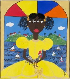 Made by Cenia Gutiérrez Alfonso Made in Cienfuegos, Cuba Photo by Museum of International Folk Art